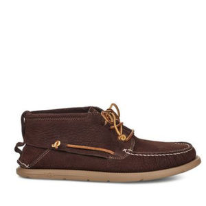 NEW UGG BEACH MOC CHUKKA MEN'S BOOTS STOUT